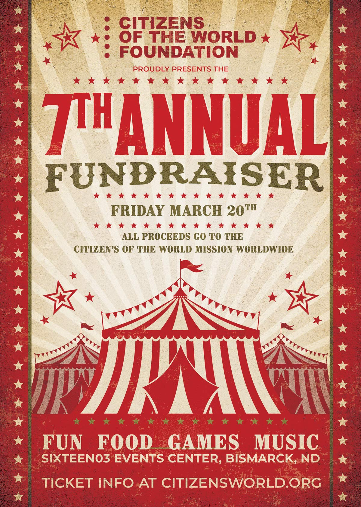 2020 – 7th Annual Fundraising Event